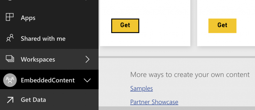 Embedding Power BI content with a Service Principal - Cloud